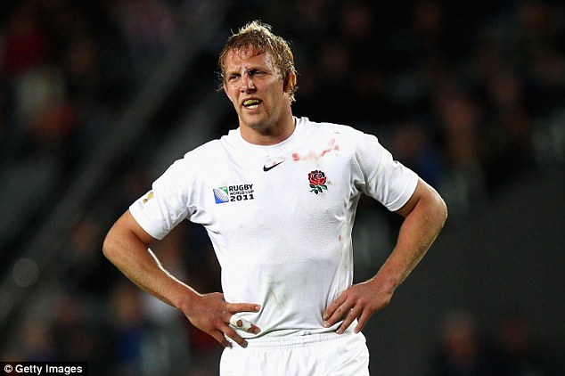 Winner: Moody won 71 England international caps and was part of the victorious 2003 World Cup squad