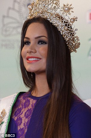 Beauty: Another pageant star, Michelle Bertolini