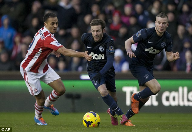 Another dimension: Hughes insists Odemwingie has given Stoke something they have been missing