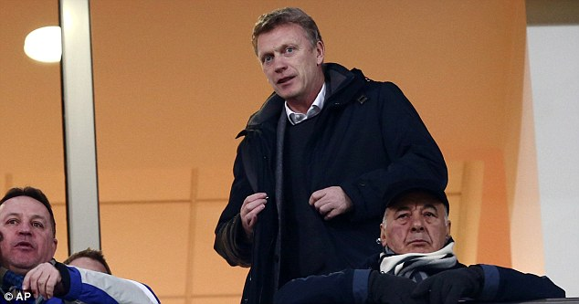 Mirrored: Kagawa's problems come at the same time as United boss David Moyes' struggles