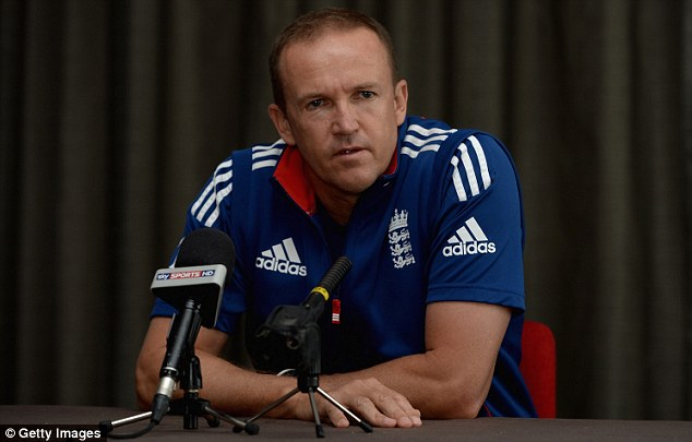 Exceptional: Kirsten says Andy Flower did a great job as England coach