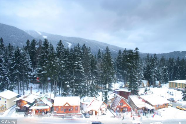 Borovets Ski Resort in Bulgaria. It has been reported that eight other British nationals were taken to hospital following a night out in the resort - which is 45 miles from the capital Sofia