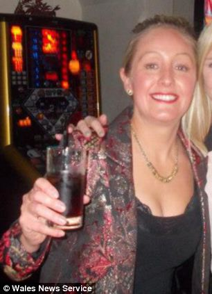 Nina Holmes a British woman from Swansea, south Wales who died on the dance floor of a Bulgarian bar