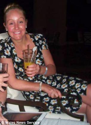Her body was today being flown home by her grieving boyfriend Dean Herbert