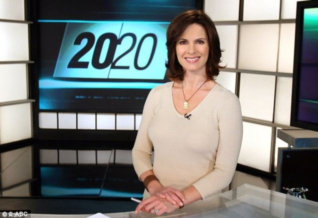 Back to work: Elizabeth Vargas has returned to 20/20 after leaving in October for treatment