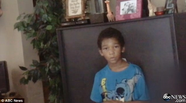 Desperate: Nine-year-old Omaree Varela made the secret 911 call last summer that recorded the horrifying abuse he encountered during his tragically short life