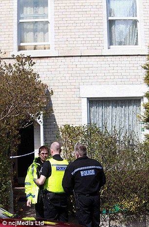 Tragedy: Mrs Arthur had apparently returned from the school run when she was stabbed and killed by her husband, who denies murder