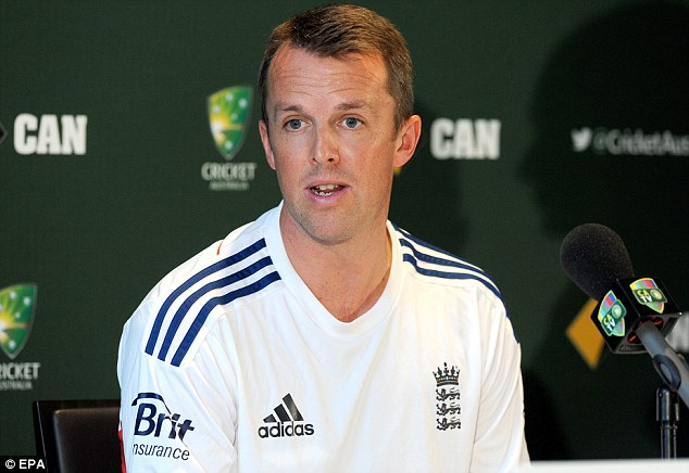 Big decision: Graeme Swann may regret his decision to walk after three Test matches, according to Flintoff