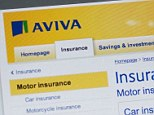 Crisis: Aviva has been forced to pay out more than £300million to short-changed customers