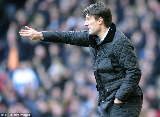 Plenty to ponder: Michael Laudrup is attracting interest from Tottenham and former club Real Madrid