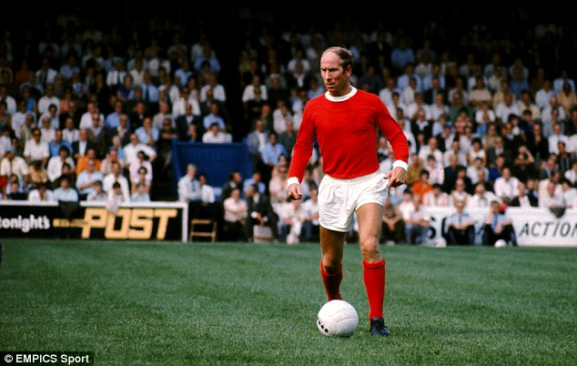 Target: Rooney says he wants to overtake Sir Bobby Charlton's Manchester United goals record of 249