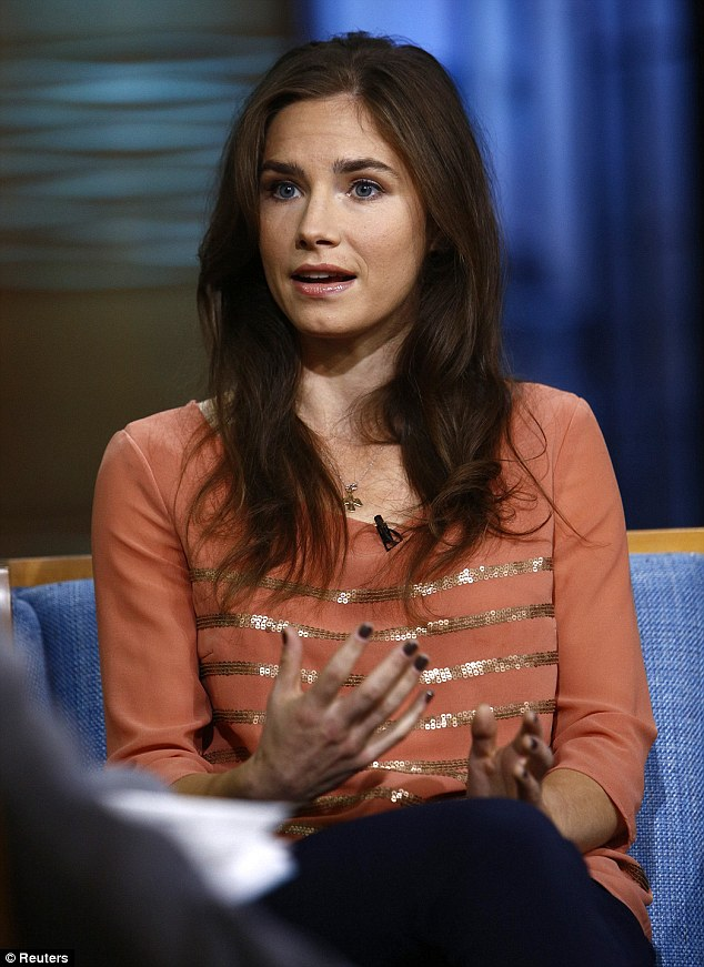 'Smokin' hot': Amanda Knox has been offered $20,000 to appear in a porn film