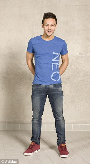 Tom Daley for adidas NEO