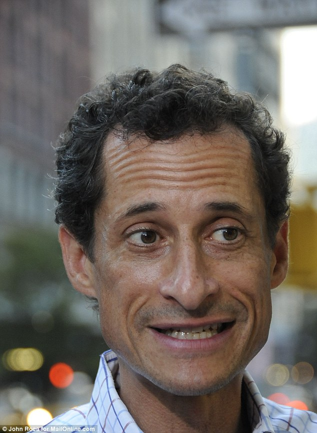 Weiner: Monarchy Distribution also used the further shaming of former Congressman Anthony Weiner to push his brand