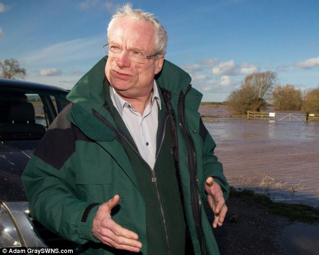 Environment Agency chief Lord Chris Smith's undistinguished period as chairman of the Environment Agency must end in June