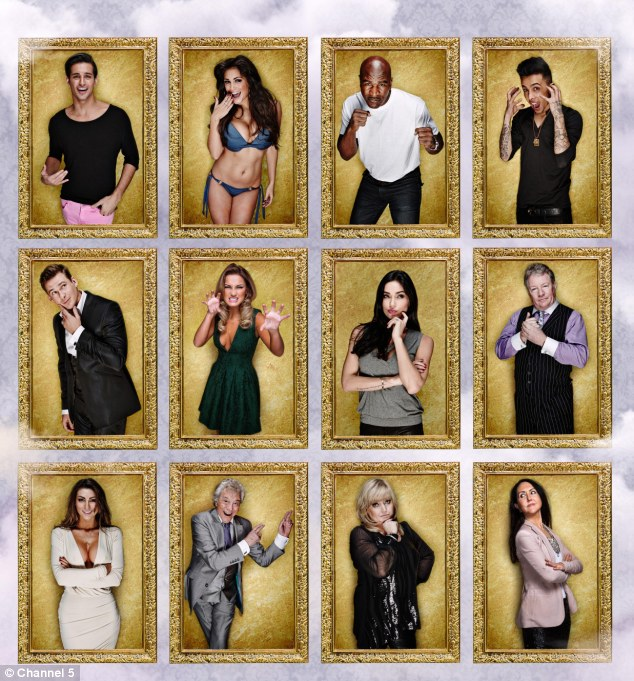 """Celebrity Big Brother"" 2016 Cast: Meet the Season 11 ..."