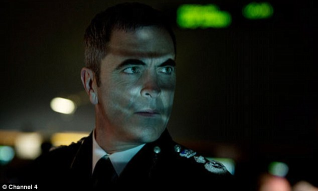 James Nesbitt in In Babylon, writtn by Sam Bain and Jesse Armstrong (the team behind Peep Show) and Oscar-winning director Danny Boyle