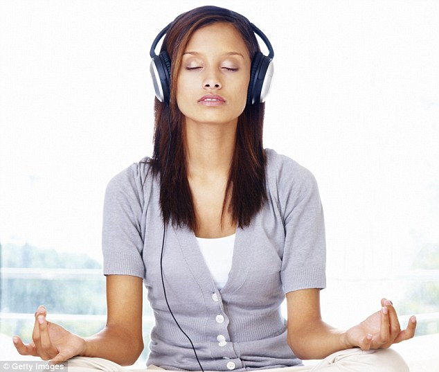 Fighting job cuts stress: Mindfulness is supposed to relax the mind and help the user focus on the present