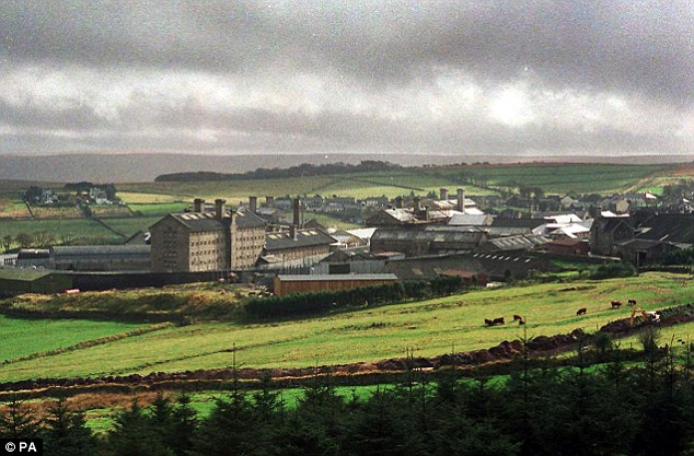 'Torture': Forrest, 31, has been moved from Bristol's Ashfield jail to the remote Dartmoor Prison (pictured)