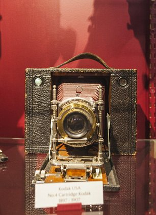 Life before digital: an exhibit at the Fox Talbot museum at Lacock Abbey