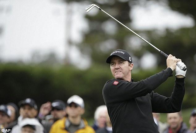 Good form: Walker earned his third win of the PGA Tour season so far