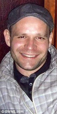 Murder victim Lukasz Slaboszewski