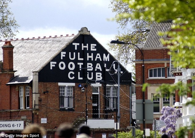 In doubt: Fulham's match with Liverpool on Wednesday will now take place