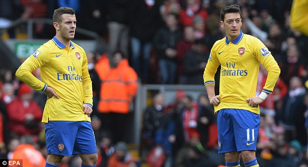 Unfair advantage: Arsenal had been hoping the game goes ahead as they face Liverpool again on Sunday