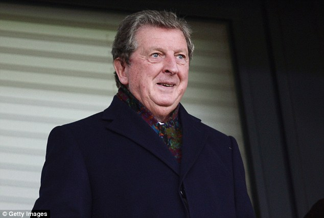 Time will tell: England boss Roy Hodgson, who attended Liverpool's match against West Brom last week, will have an idea of which players he wants to take to Brazil