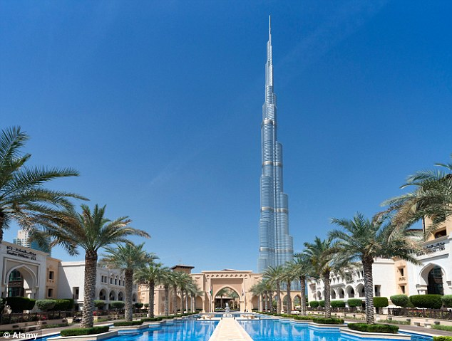 Delays: Hyder was involved in the design of the world's tallest building, the Burj Khalifa in Dubai