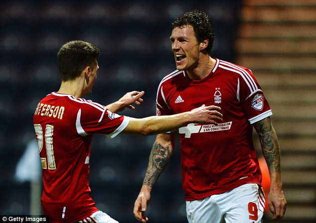 Premier League pursuit: Nottingham Forest lie fifth in the Championship, with real ambitions of returning to the top flight for the first time since 1999