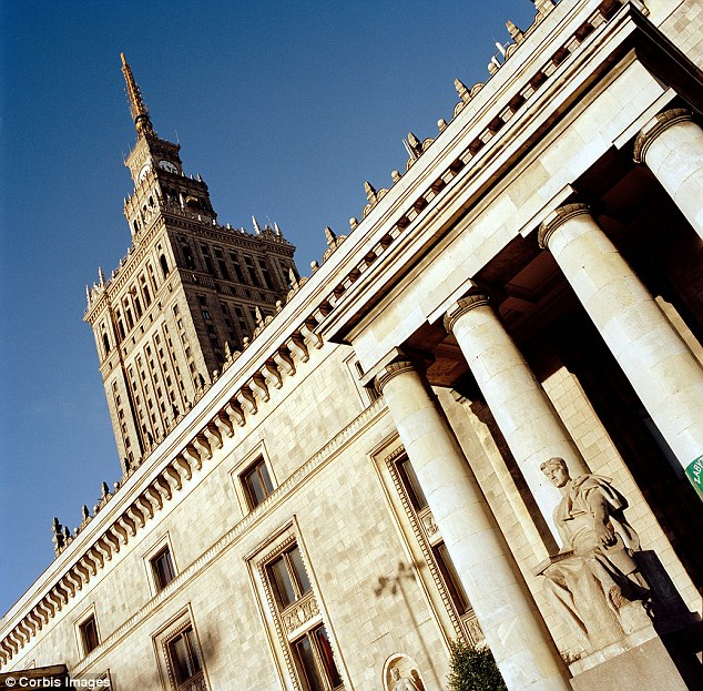 Thanks very much, Mr Stalin: Warsaw's Palace of Culture is a blast from the Eastern Bloc past