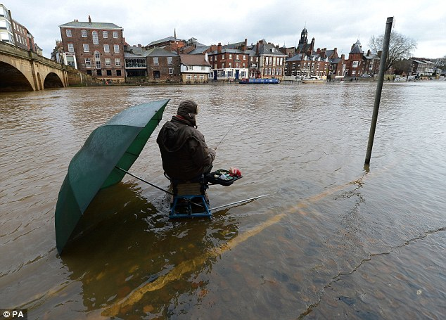 Floodwater has affected much of the UK, particularly the areas surrounding the Somerset levels. But is this enough to make pledges of millions of pounds?
