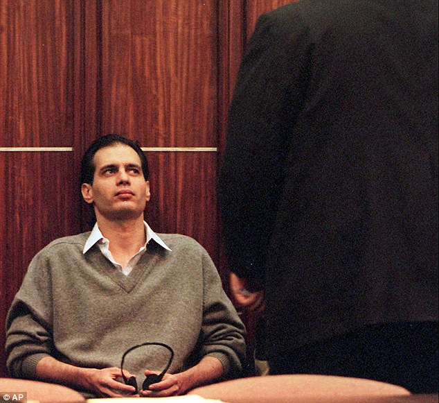 Juan Carlos Chavez listens to his attorney, Pat Nally , right, Wednesday, in November, 1997,  before Judge Marc Shumacher , denied a request by the suspected killer of 9-year-old Jimmy Ryce to suppress his confession, ruling that statements to investigators were given freely and voluntarily