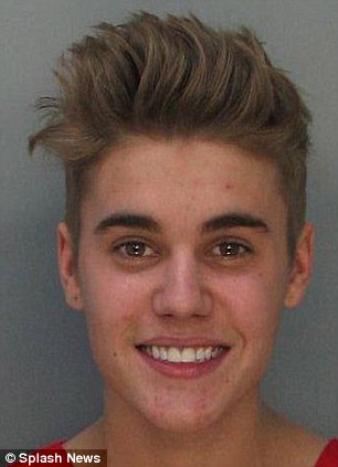 Mugshot: Justin Bieber is fighting to stop the release of an embarrassing clip of him peeing in his jail cell after his January 23 arrest