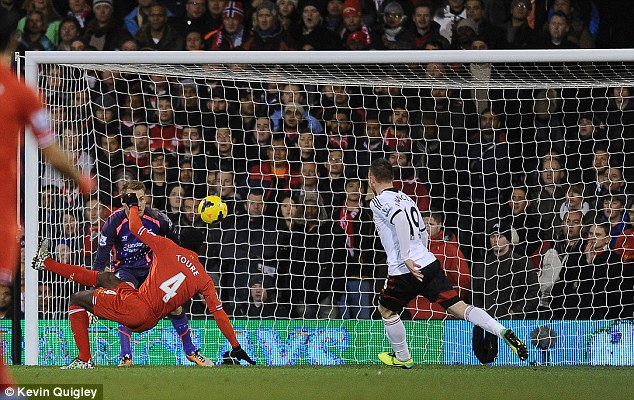 Concerns: However, Liverpool do concede too many goals and make silly mistakes