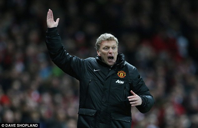 Stick with it! David Moyes needs to start playing a consistent team rather than chopping and changing