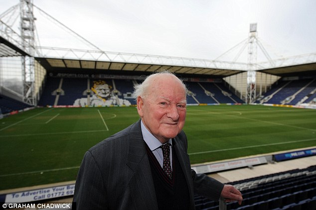 Gone but not forgotten: Finney's name will live on at Preston's home, Deepdale