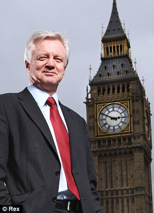 Former shadow home secretary David Davis cited the ¿astonishing¿ figure as he condemned the embattled Police Federation
