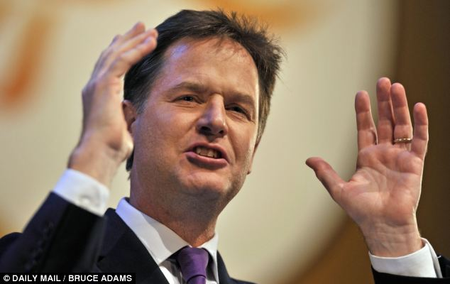 Nick Clegg's Liberal Democrats have received around £500,000 from the Choudhries' family firm since 2010
