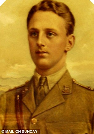 Alick Cubitt of the Royal Hussars who was also killed in the trenches