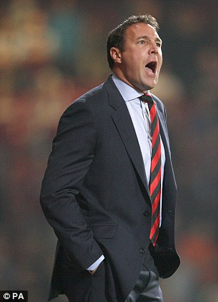 Former Cardiff City boss Malky Mackay