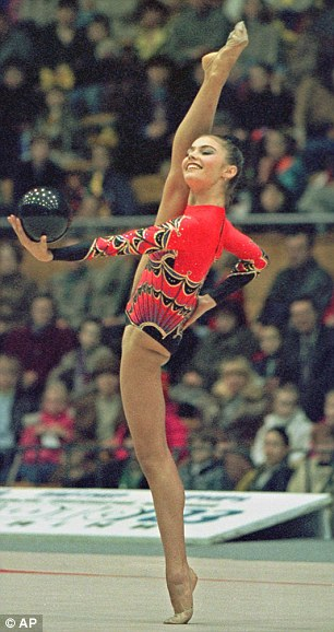 Russian gymnast Alina Kabayeva is rumoured to have married President Putin