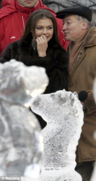 Glamorous gymnast Alina Kabayeva is rumoured to have married Russian President Vladimir Putin