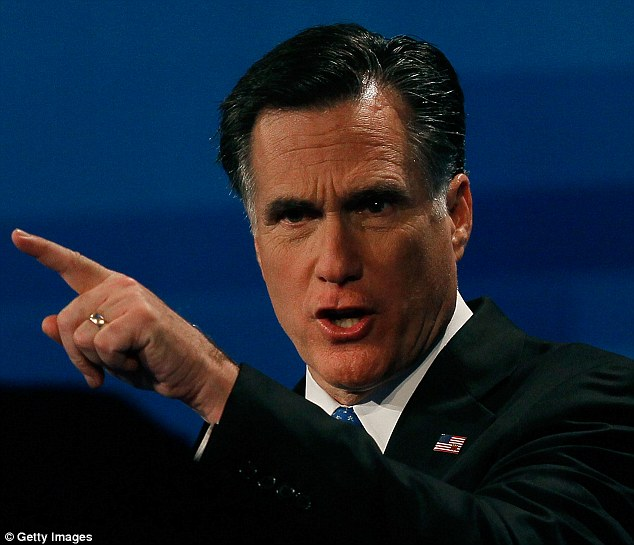 Former Massachusetts governor Mitt Romney has described Bill Clinton as embarassing America on the world stage following the Monica Lewinsky affair