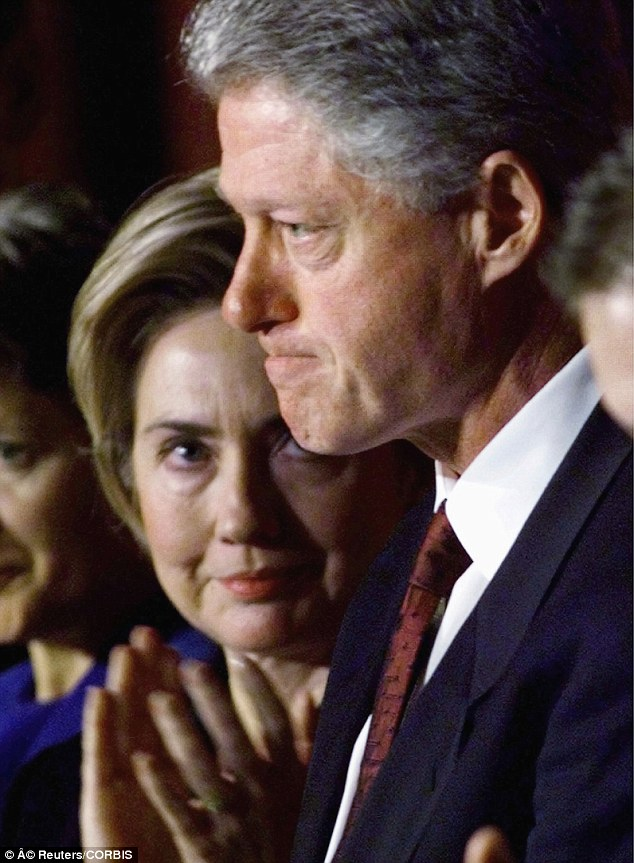 Hillary Clinton is capable of standing on her away, away from her husband's sex scandal, if and when she runs for President, Mitt Romney said Sunday
