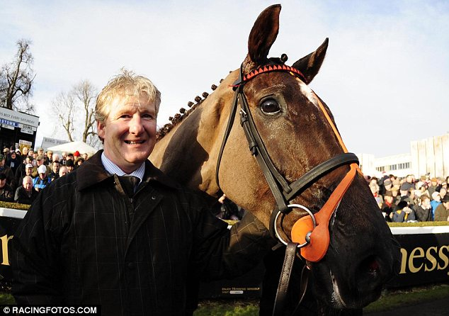 Court date: Trainer Philip Fenton faces charges of possession of steroids