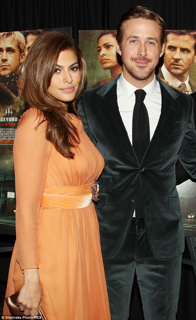 Is it on? A spokesperson for Eva Mendes recently stated that the couple, seen here last March, were still dating