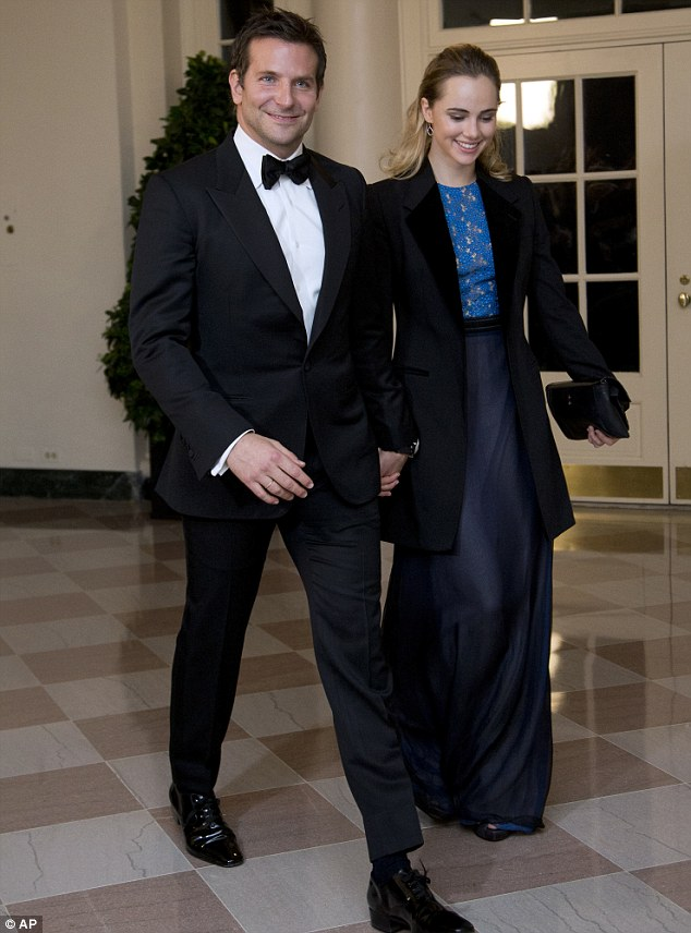 She gets to go to all the best places! Bradley took Suki to the White House State Dinner last week