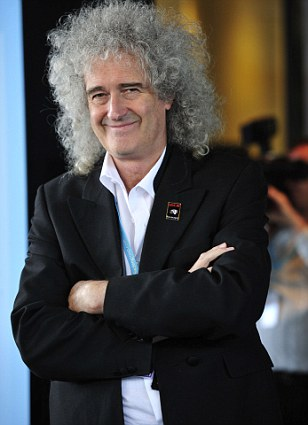Former Queen guitarist Brian May has slammed Princes William and Harry for going hunting